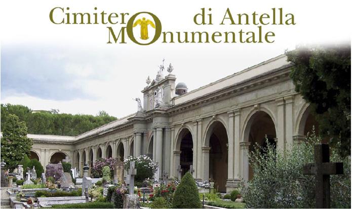 Cimitero monumentale di Antella