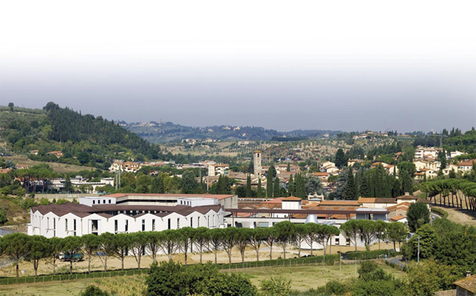 Cimitero Monumentale Antella