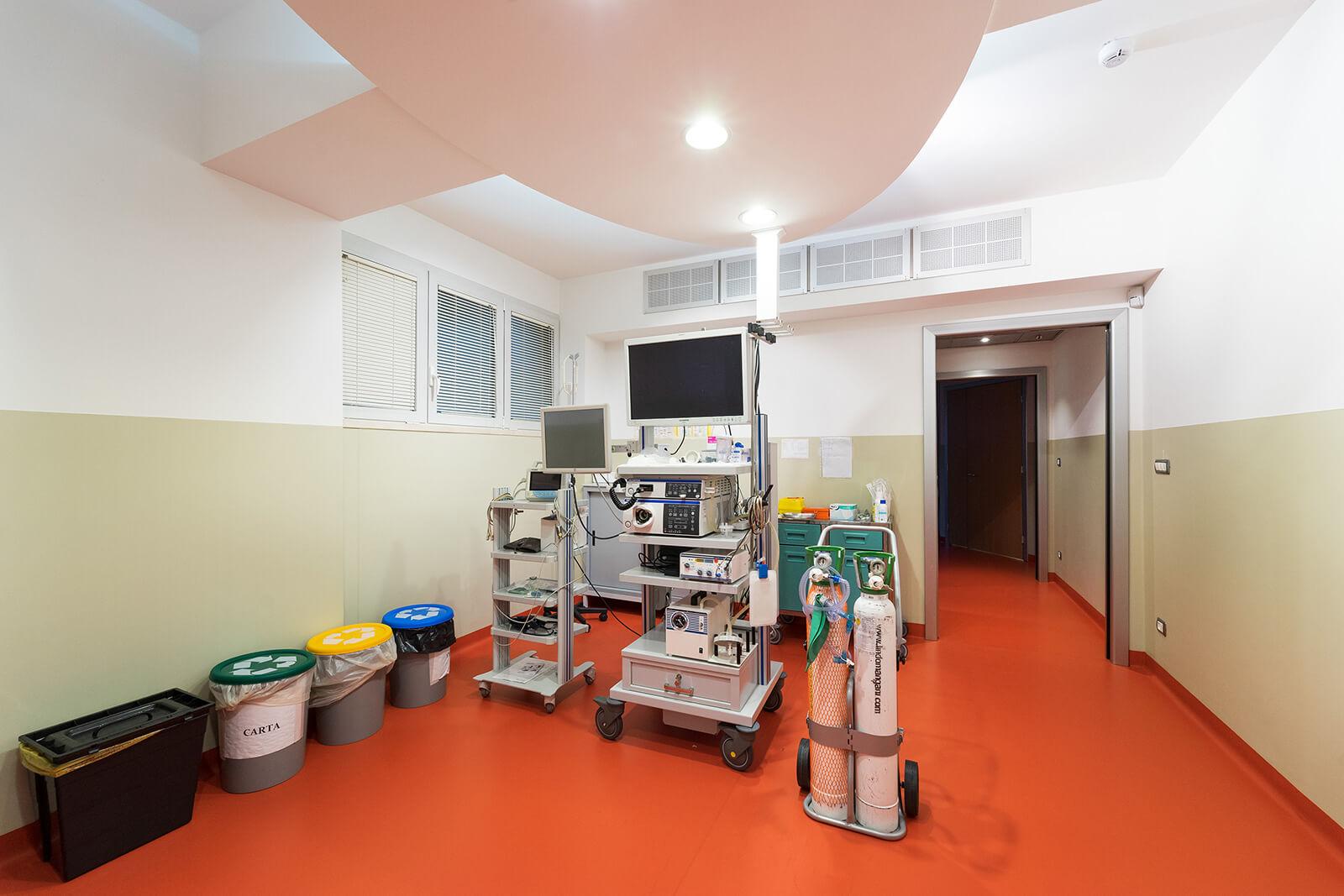 Sala Endoscopica