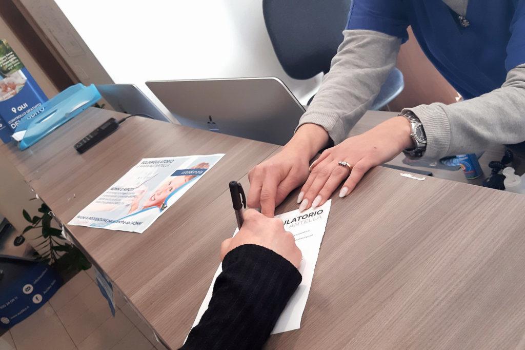 nuove procedure e agevolazioni tariffarie al Poliambulatorio della Misericordia di Antella