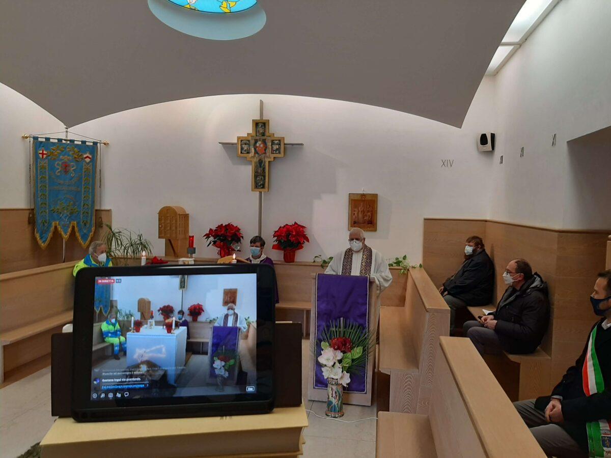 Messa 20 anni consacrazione Oratorio Misericordia - 12 dic 2020 - Foto Giornalista Franco Mariani (1)