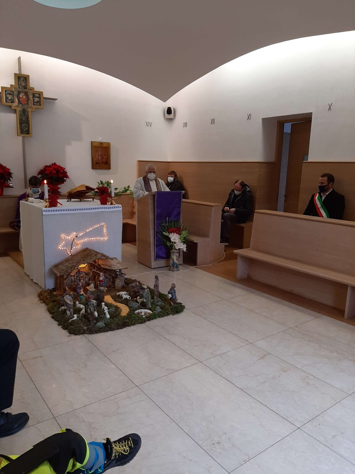 Messa 20 anni consacrazione Oratorio Misericordia - 12 dic 2020 - Foto Giornalista Franco Mariani (10)