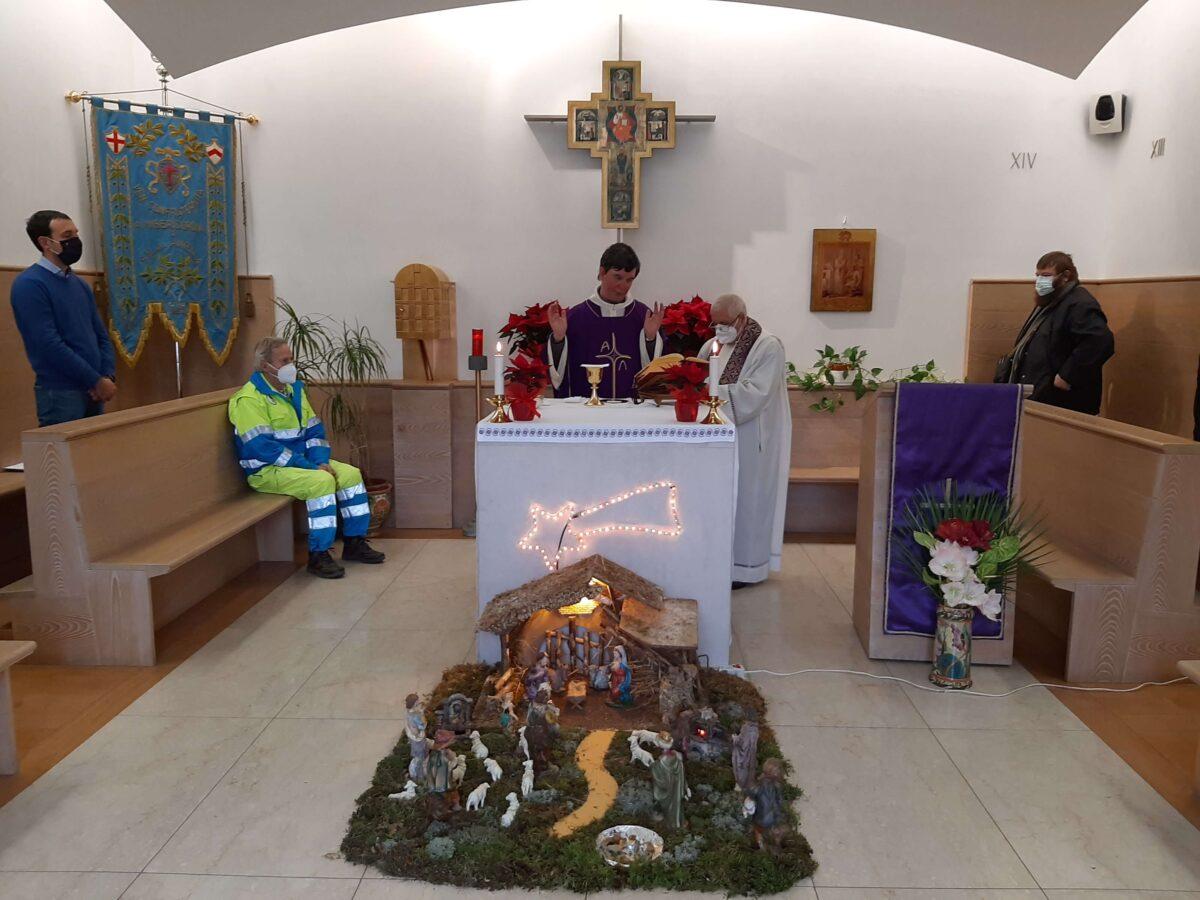 Messa 20 anni consacrazione Oratorio Misericordia - 12 dic 2020 - Foto Giornalista Franco Mariani (11)