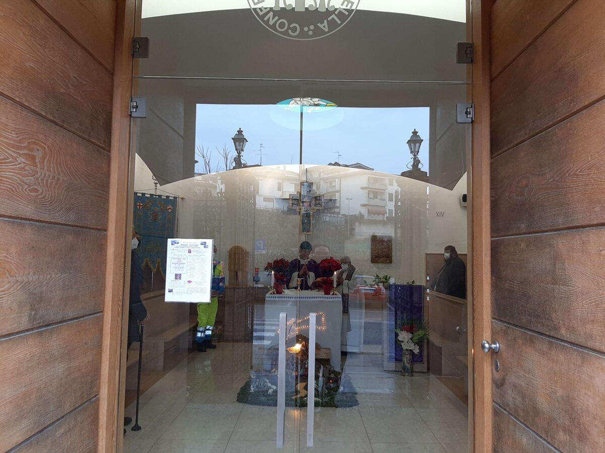 Messa 20 anni consacrazione Oratorio Misericordia - 12 dic 2020 - Foto Giornalista Franco Mariani (13)