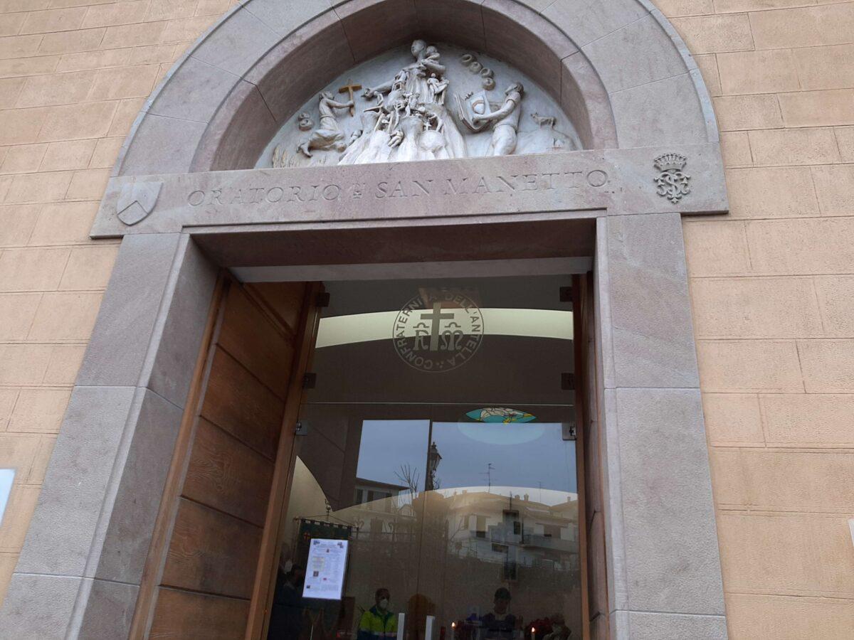 Messa 20 anni consacrazione Oratorio Misericordia - 12 dic 2020 - Foto Giornalista Franco Mariani (14)