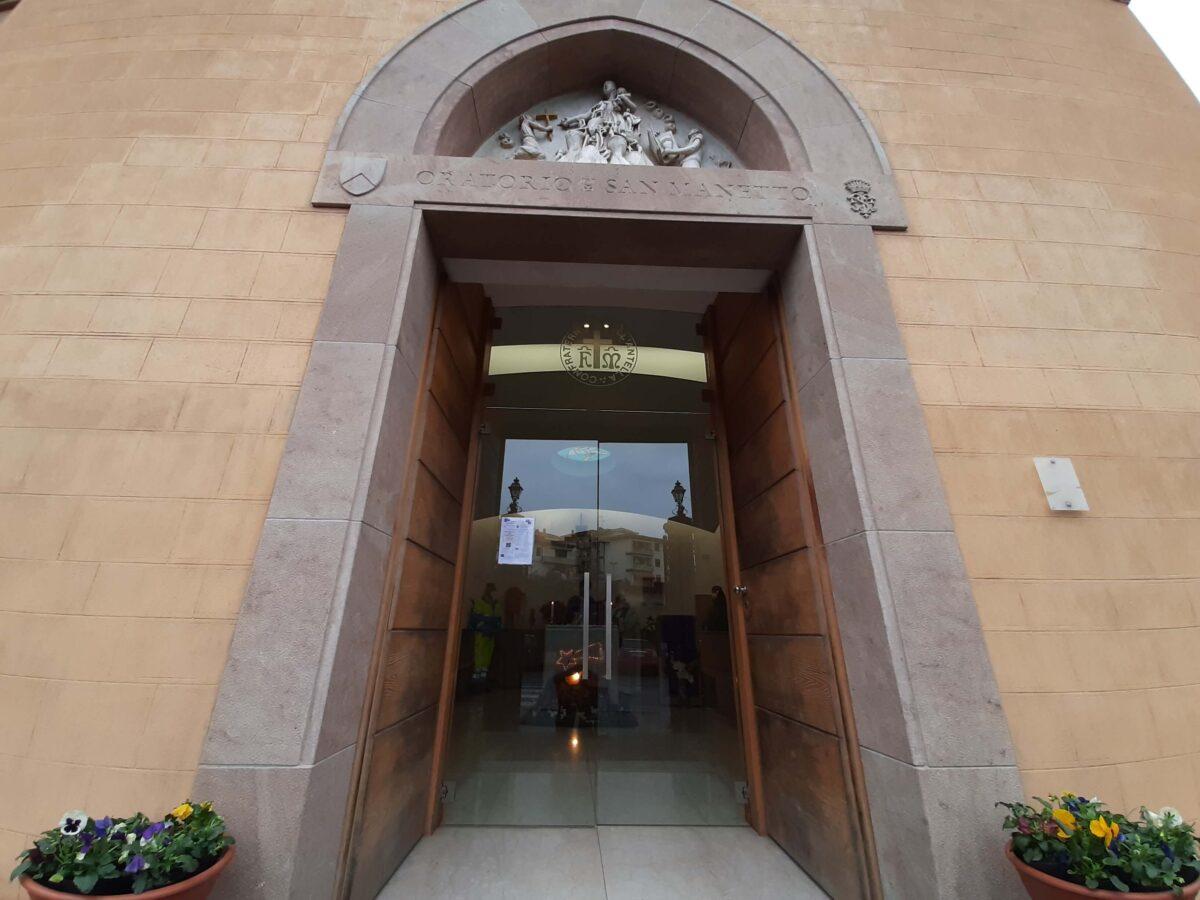 Messa 20 anni consacrazione Oratorio Misericordia - 12 dic 2020 - Foto Giornalista Franco Mariani (16)