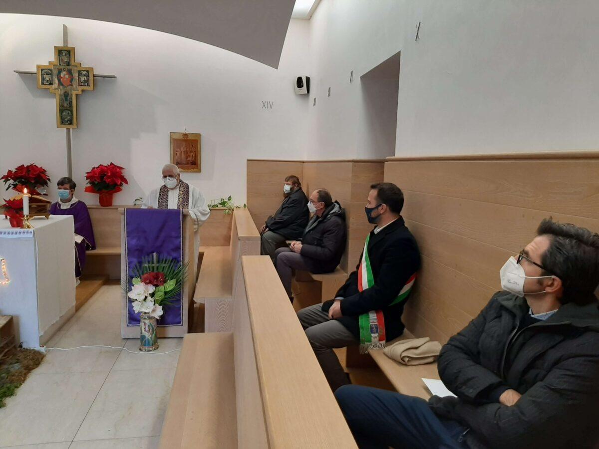 Messa 20 anni consacrazione Oratorio Misericordia - 12 dic 2020 - Foto Giornalista Franco Mariani (3)
