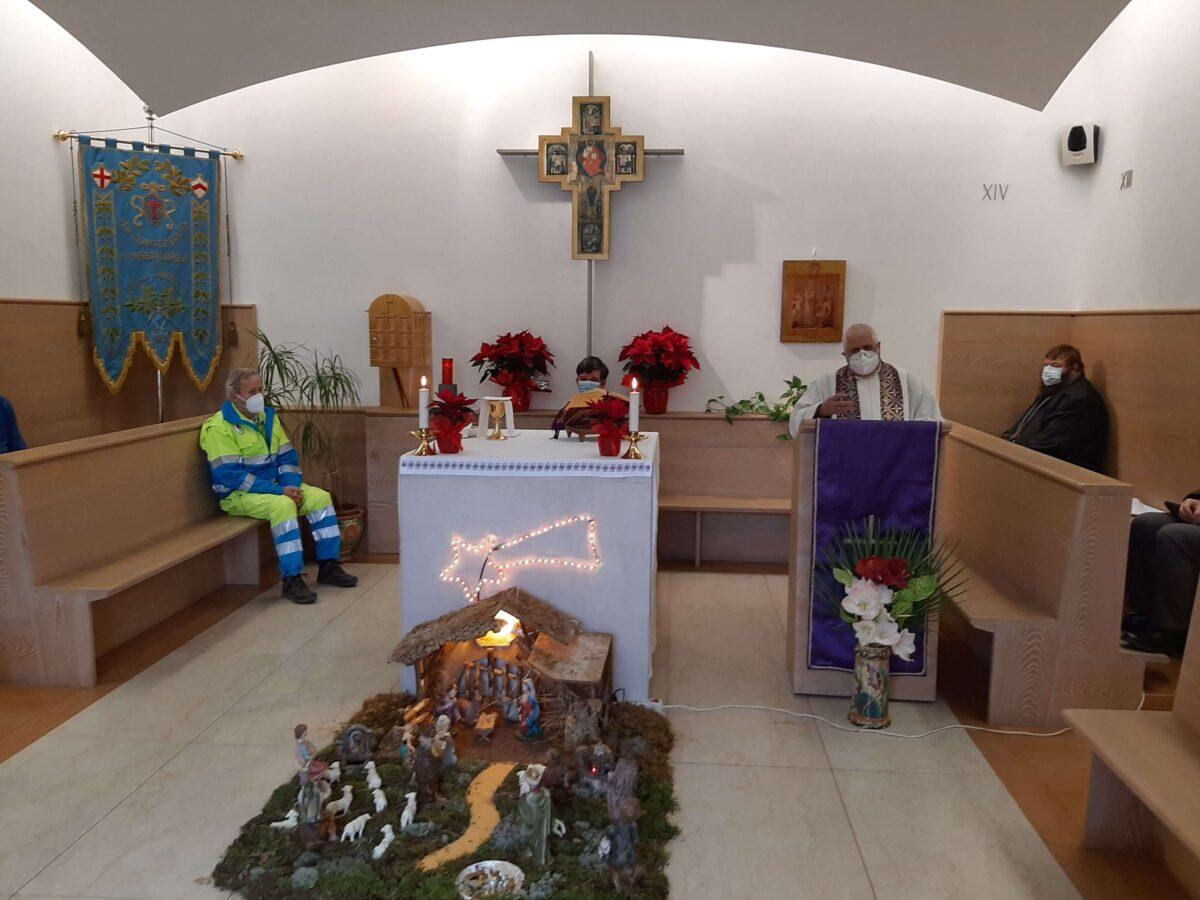 Messa 20 anni consacrazione Oratorio Misericordia - 12 dic 2020 - Foto Giornalista Franco Mariani (4)