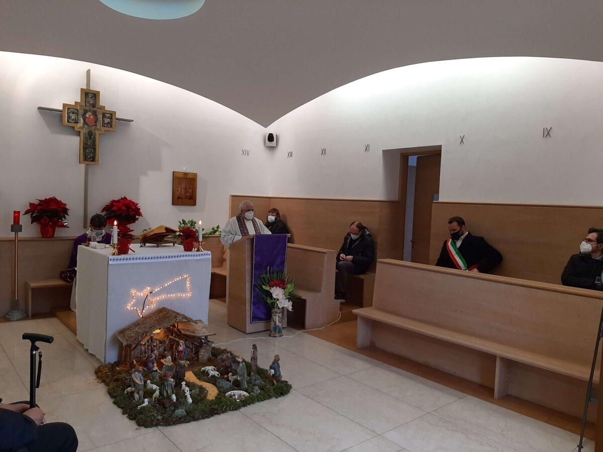 Messa 20 anni consacrazione Oratorio Misericordia - 12 dic 2020 - Foto Giornalista Franco Mariani (7)
