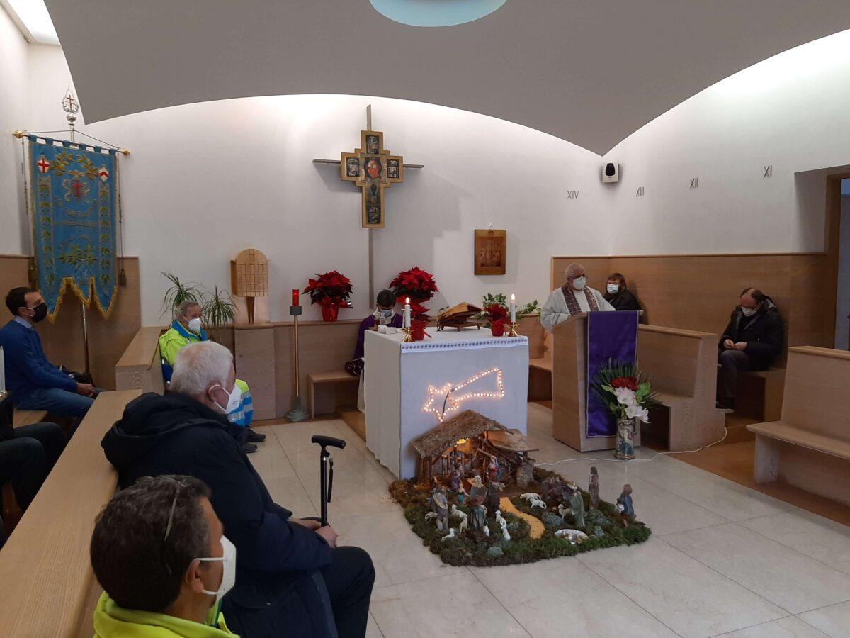 Messa 20 anni consacrazione Oratorio Misericordia - 12 dic 2020 - Foto Giornalista Franco Mariani (8)