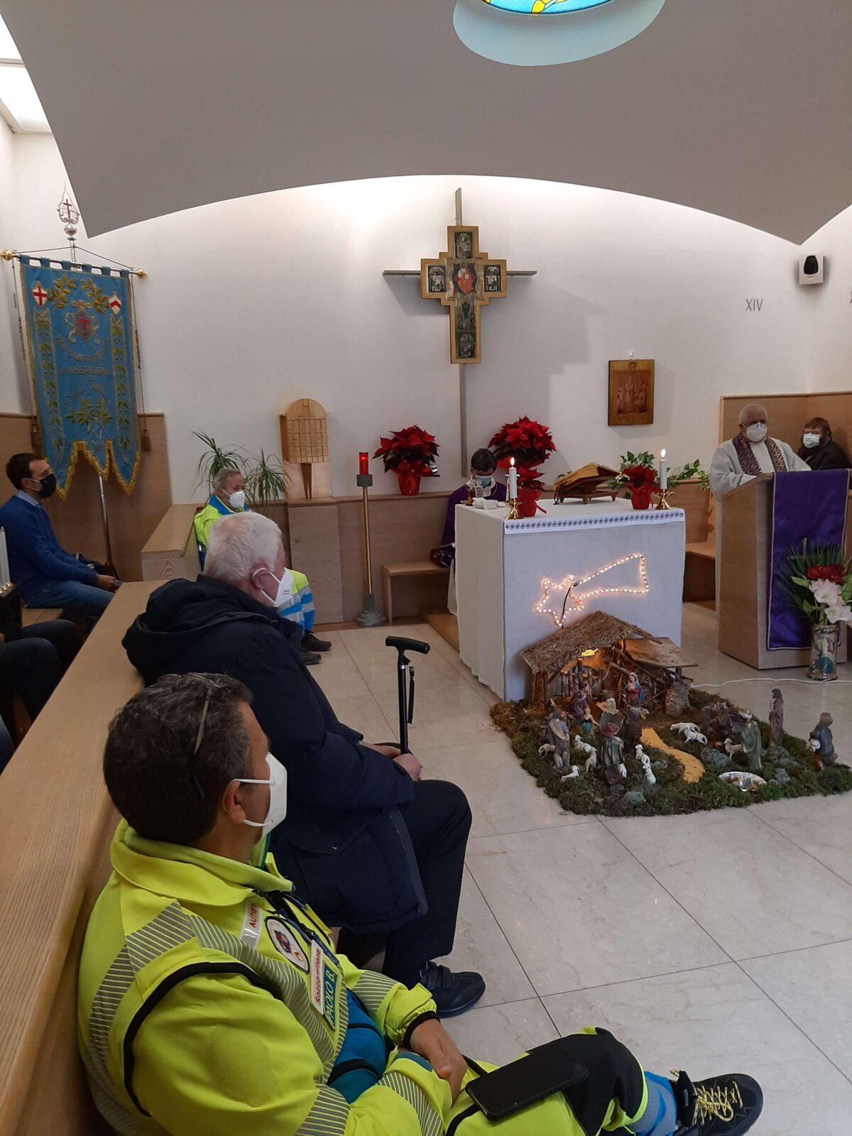 Messa 20 anni consacrazione Oratorio Misericordia - 12 dic 2020 - Foto Giornalista Franco Mariani (9)