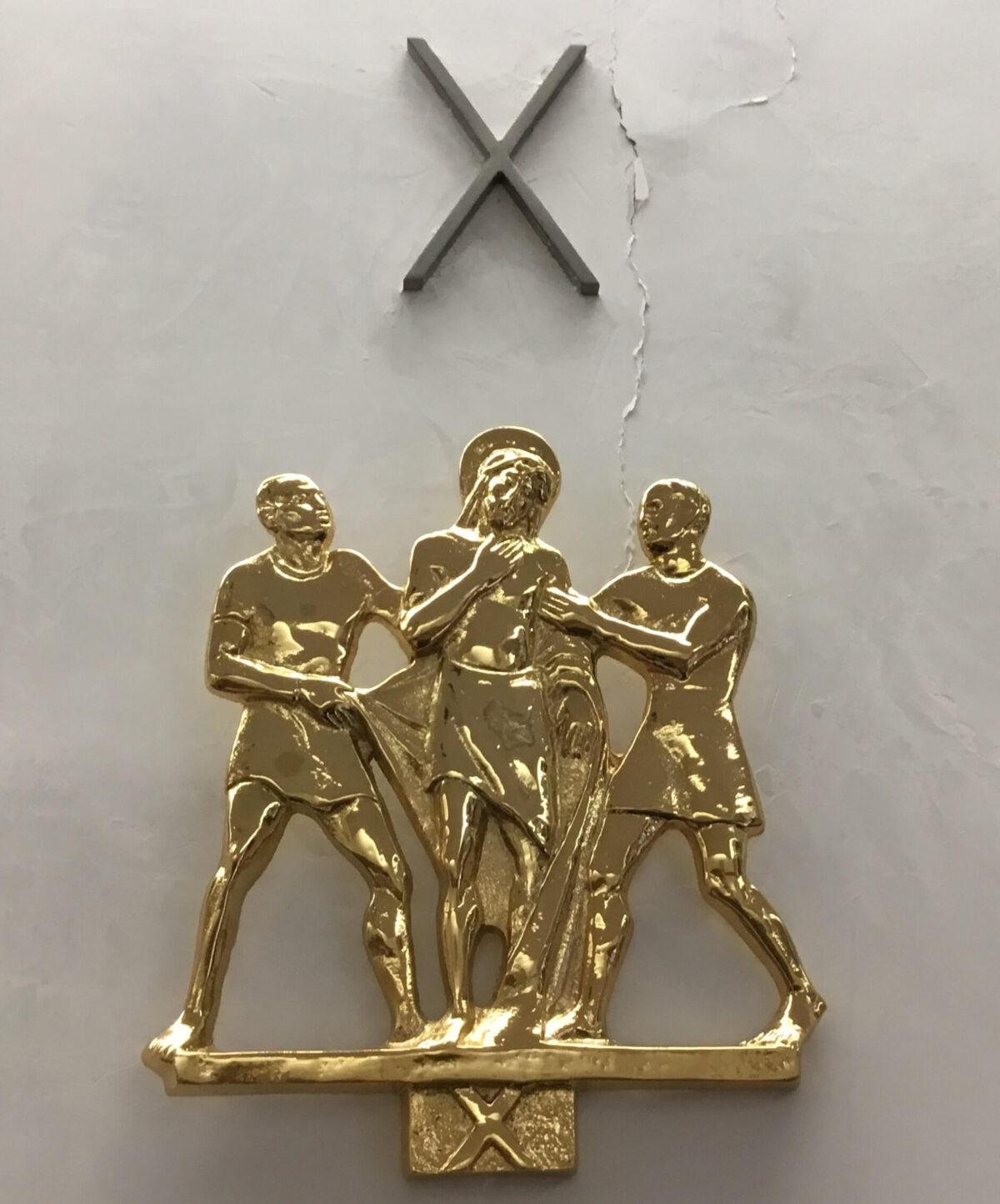 10 - Via Crucis in memoria volontari Misericordie di tutta Italia morti per il Covid - Misericordia Antella