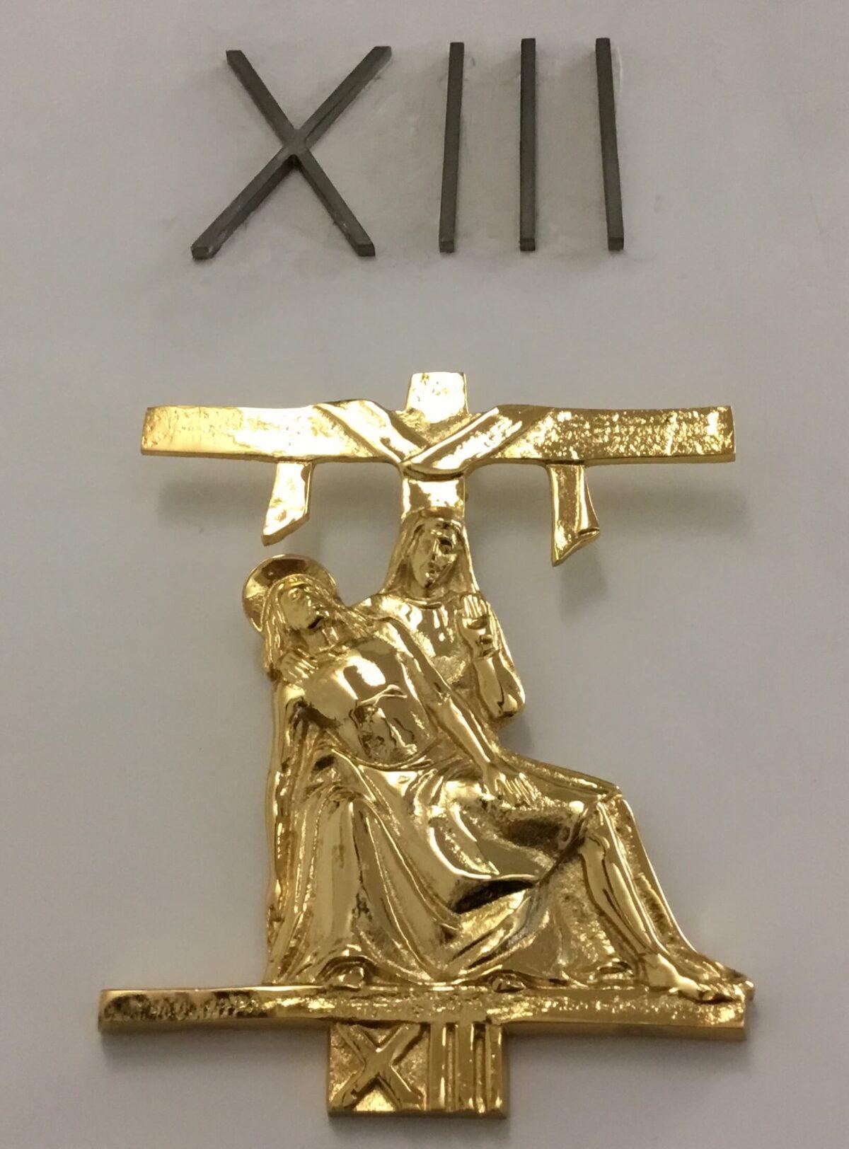 13 - Via Crucis in memoria volontari Misericordie di tutta Italia morti per il Covid - Misericordia Antella