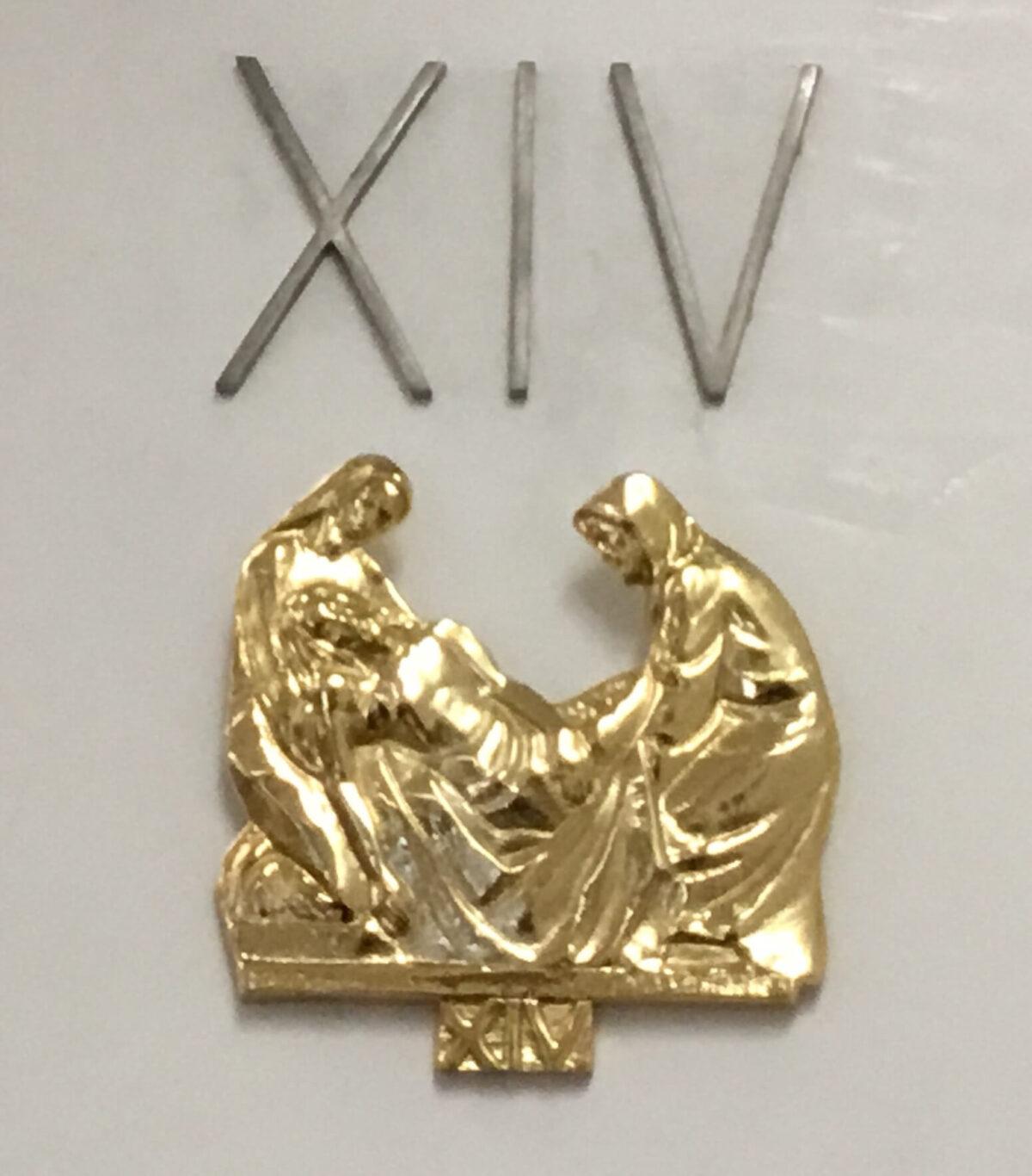 14 - Via Crucis in memoria volontari Misericordie di tutta Italia morti per il Covid - Misericordia Antella