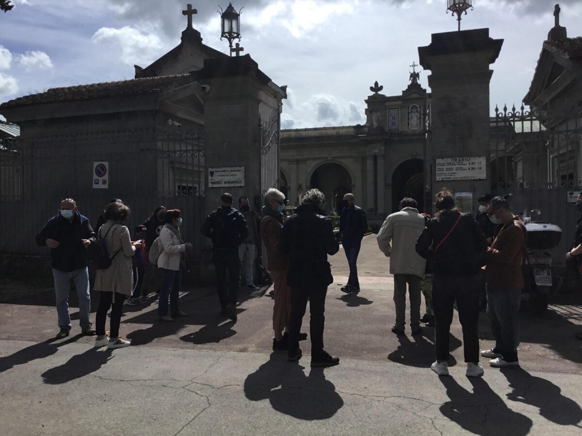 Visita Guidata 2 maggio 2021 Cimitero Antella - Foto Giornalista Franco Mariani (1)