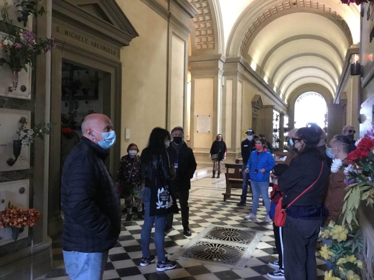 Visita Guidata 2 maggio 2021 Cimitero Antella - Foto Giornalista Franco Mariani (18)