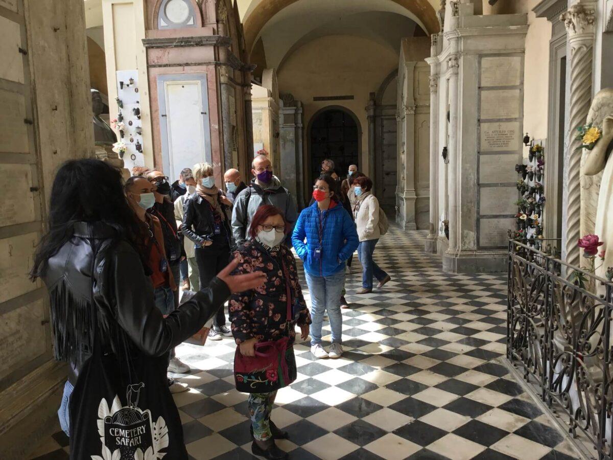 Visita Guidata 2 maggio 2021 Cimitero Antella - Foto Giornalista Franco Mariani (37)