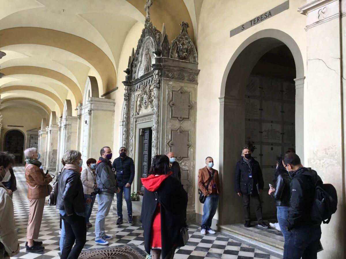 Visita Guidata 2 maggio 2021 Cimitero Antella - Foto Giornalista Franco Mariani (53)